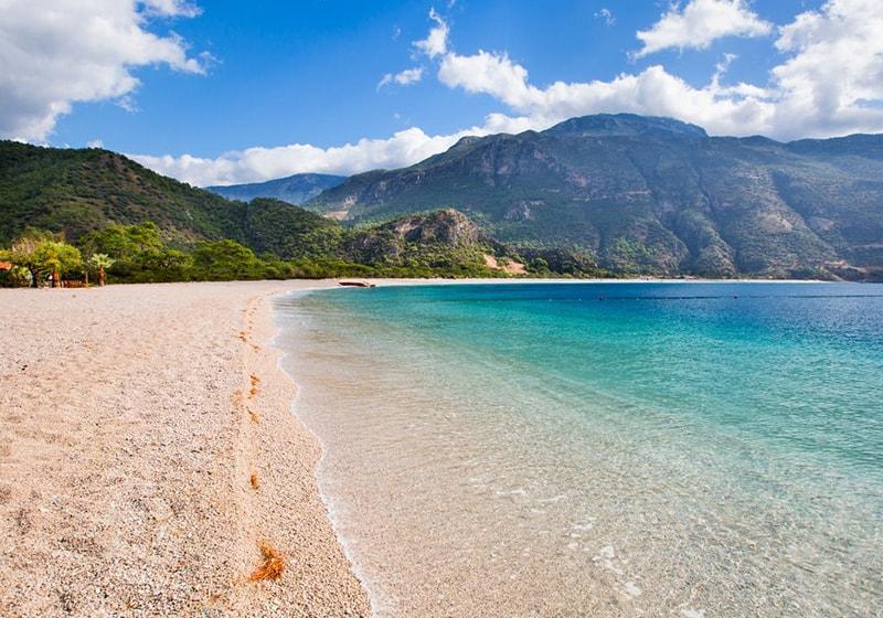 الشاطئ فتحية أولودينيز
