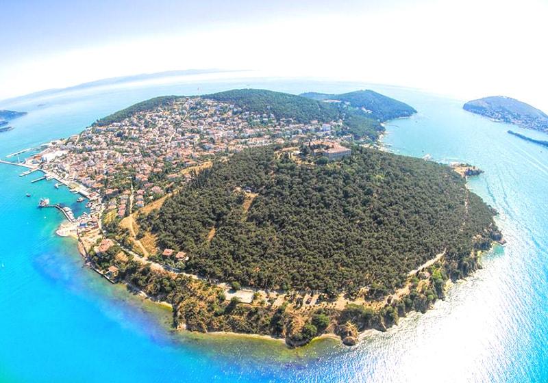 اسطنبول جزر الأميرات