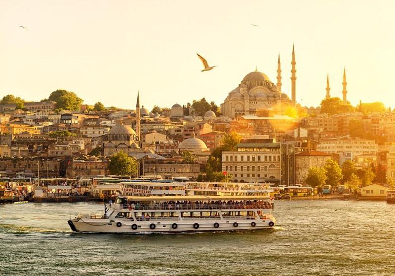 اسطنبول القرن الذهبي