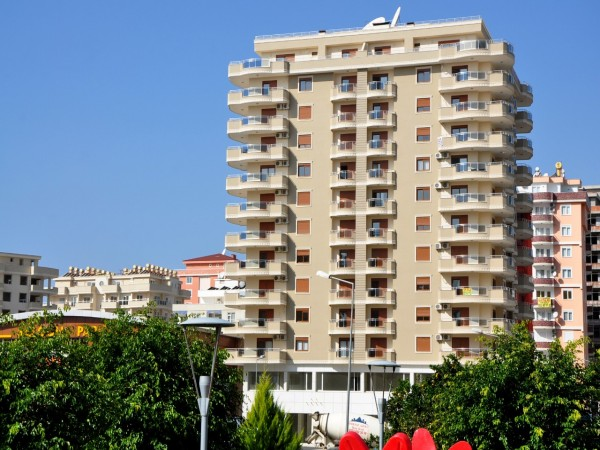 Lovely complex of apartments with a fabulous sea and mountain view