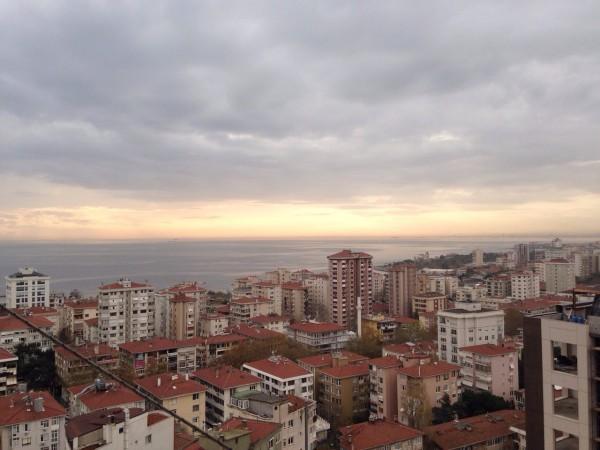 مطلة على البحر مذهلة في المكان الأكثر شهرة في اسطنبول