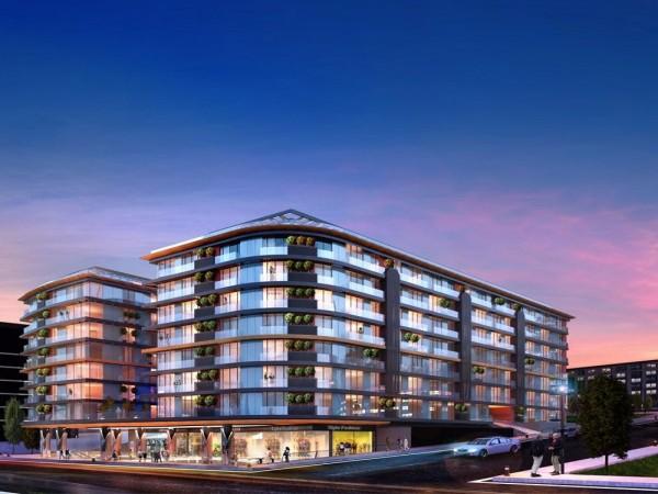 مجمع سكني فاخر مع البنية التحتية الرائعة في قلب اسطنبول، بيوغلو