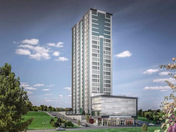 مشروع البرج الفخم المصمم حصريا بإسطنبول