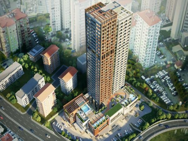 أحد أفضل المشاريع في الجانب الآسيوي لاسطنبول